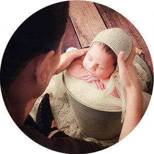 Amalia navarro fotografa bebes marbella