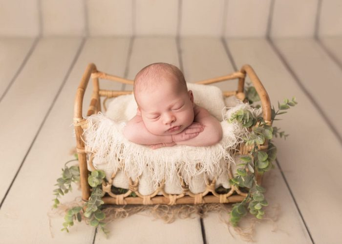 Newborn baby photography session marbella amalia navarro