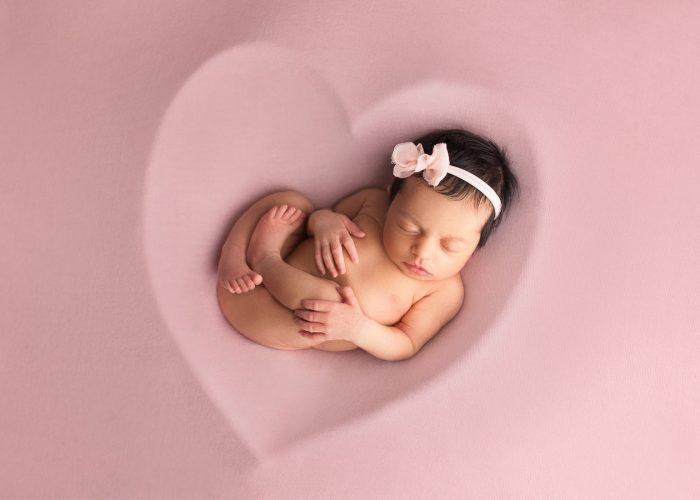 Newborn baby photography session marbella amalia navarro